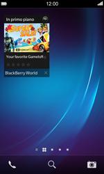 BlackBerry Z10 - Applicazioni - Configurazione del negozio applicazioni - Fase 15