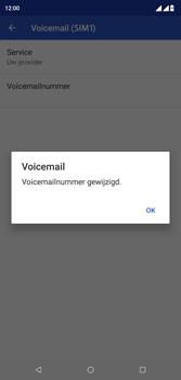 Wiko View 2 Plus - Voicemail - handmatig instellen - Stap 12