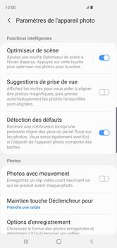Samsung Galaxy S10 - Photos, vidéos, musique - Prendre une photo - Étape 7