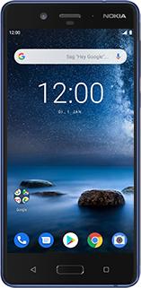 Nokia 8 - Android Pie - Internet und Datenroaming - Manuelle Konfiguration - Schritt 32
