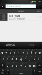 HTC Desire 601 - MMS - Erstellen und senden - Schritt 9