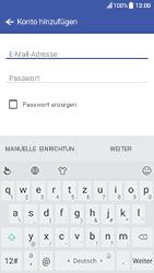 HTC 10 - Android Nougat - E-Mail - Konto einrichten - Schritt 6