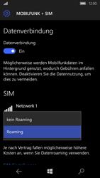 Microsoft Lumia 650 - Ausland - Auslandskosten vermeiden - Schritt 9