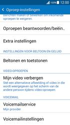 Samsung G530FZ Galaxy Grand Prime - Voicemail - Handmatig instellen - Stap 7