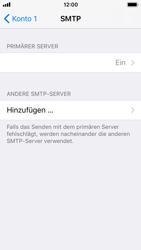Apple iPhone 5s - E-Mail - Konto einrichten - 1 / 1