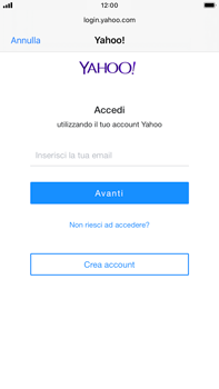 Apple iPhone 6s Plus - iOS 13 - E-mail - 032b. Email wizard - Yahoo - Fase 6