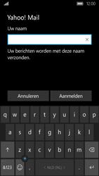 Acer Liquid M330 - E-mail - Handmatig instellen (yahoo) - Stap 11