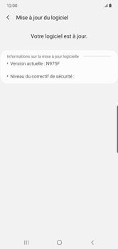 Samsung Galaxy Note 10 Plus 5G - Logiciels - Installation de mises à jour - Étape 7