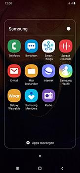 Samsung Galaxy A50 - voicemail - handmatig instellen - stap 4
