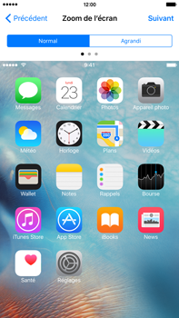 Apple iPhone 6s Plus - Premiers pas - Créer un compte - Étape 36