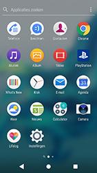 Sony Xperia XZ - Android Oreo - MMS - afbeeldingen verzenden - Stap 2