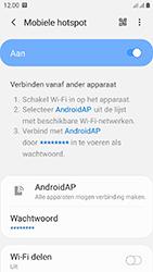 Samsung galaxy-xcover-4s-dual-sim-sm-g398fn - WiFi - Mobiele hotspot instellen - Stap 13