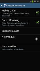 Samsung SM-G3815 Galaxy Express 2 - Internet und Datenroaming - Deaktivieren von Datenroaming - Schritt 6