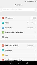 Huawei Y6 (2017) - Réseau - Sélection manuelle du réseau - Étape 3