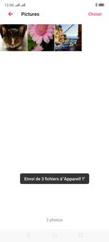 Oppo Reno 2 - Photos, vidéos, musique - Envoyer une photo via Bluetooth - Étape 14