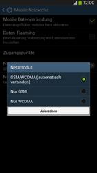 Samsung I9205 Galaxy Mega 6-3 LTE - Netzwerk - Netzwerkeinstellungen ändern - Schritt 7