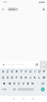 OnePlus 7 Pro - Contact, Appels, SMS/MMS - Envoyer un SMS - Étape 7