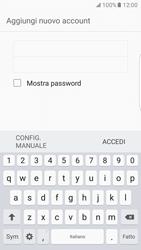 Samsung Galaxy S7 Edge - E-mail - configurazione manuale - Fase 7