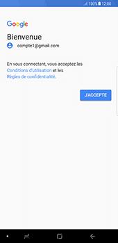 Samsung Galaxy Note 8 - E-mails - Ajouter ou modifier votre compte Gmail - Étape 12