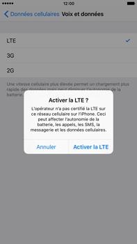 Apple iPhone 6 Plus iOS 9 - Réseau - Activer 4G/LTE - Étape 6