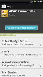 Sony Ericsson Xperia X10 - Apps - Herunterladen - Schritt 20
