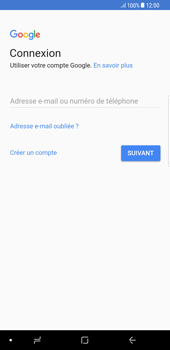 Samsung Galaxy Note 8 - E-mail - 032a. Email wizard - Gmail - Étape 8