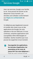 Samsung Galaxy S6 Edge - Premiers pas - Créer un compte - Étape 24