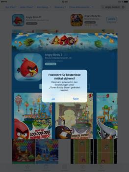 Apple iPad Pro 9.7 inch - iOS 10 - Apps - Herunterladen - Schritt 14