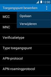 Samsung Galaxy Young2 (SM-G130HN) - Internet - Handmatig instellen - Stap 15