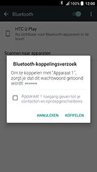 HTC U Play - Bluetooth - Koppelen met ander apparaat - Stap 7