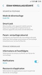 Samsung Galaxy J3 (2017) - Sécuriser votre mobile - Activer le code de verrouillage - Étape 12