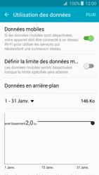 Samsung Galaxy J3 (2016) - Internet et connexion - Désactiver la connexion Internet - Étape 5
