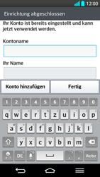 LG G2 - E-Mail - Konto einrichten - Schritt 17
