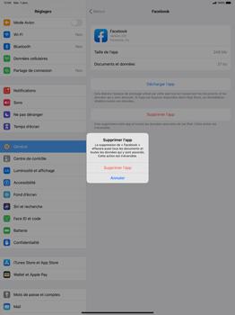 Apple iPad Pro 12.9 (2nd gen) - iPadOS 13 - Applications - Comment désinstaller une application - Étape 7