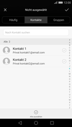 Huawei P8 - E-Mail - E-Mail versenden - 7 / 18