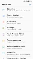 Samsung Galaxy J3 (2017) - Internet - Configuration manuelle - Étape 4