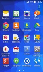 Samsung G355 Galaxy Core 2 - SMS - handmatig instellen - Stap 3