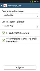 Samsung G386F Galaxy Core LTE - E-mail - e-mail instellen: POP3 - Stap 17