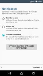 Sony Xperia XA - E-mail - configuration manuelle - Étape 21