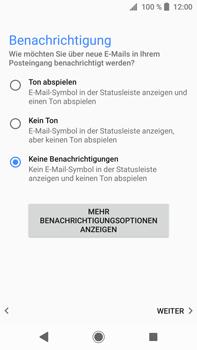Sony Xperia XA2 Ultra - E-Mail - Konto einrichten - 21 / 25