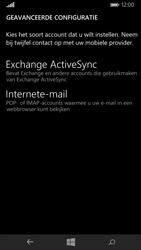 Nokia Lumia 735 - E-mail - e-mail instellen: POP3 - Stap 10