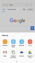 Samsung Galaxy J3 (2017) - internet - hoe te internetten - stap 20