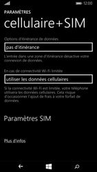 Microsoft Lumia 535 - Internet et roaming de données - Configuration manuelle - Étape 6
