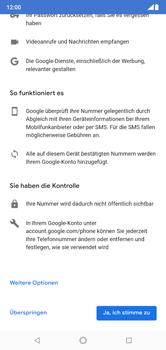 Nokia 6.1 Plus - Apps - Konto anlegen und einrichten - 14 / 19