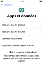 Apple iPhone 8 - Premiers pas - Créer un compte - Étape 16