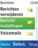 Nokia C1-01 - SMS - handmatig instellen - Stap 5