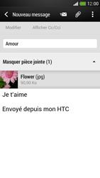 HTC One Mini - E-mail - envoyer un e-mail - Étape 15