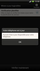 HTC One X - Logiciels - Installation de mises à jour - Étape 9