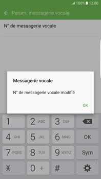 Samsung Samsung G928 Galaxy S6 Edge + (Android M) - Messagerie vocale - Configuration manuelle - Étape 10