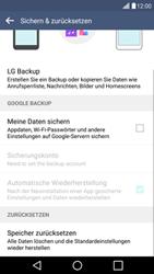 LG G4c - Fehlerbehebung - Handy zurücksetzen - 8 / 12